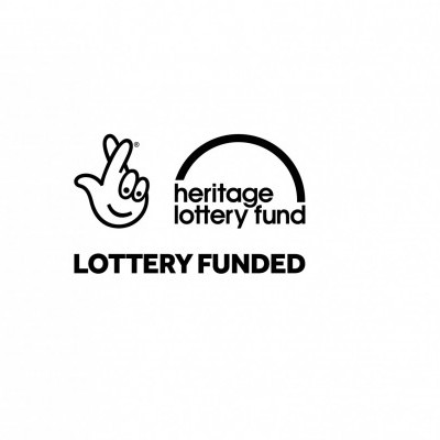 Thanks to the Heritage Lottery Fund, and to National Lottery players, for their £250,000 contribution to this £800,000 project.