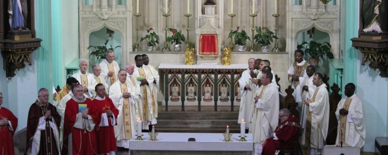 Anniv Mass Fr J Hay